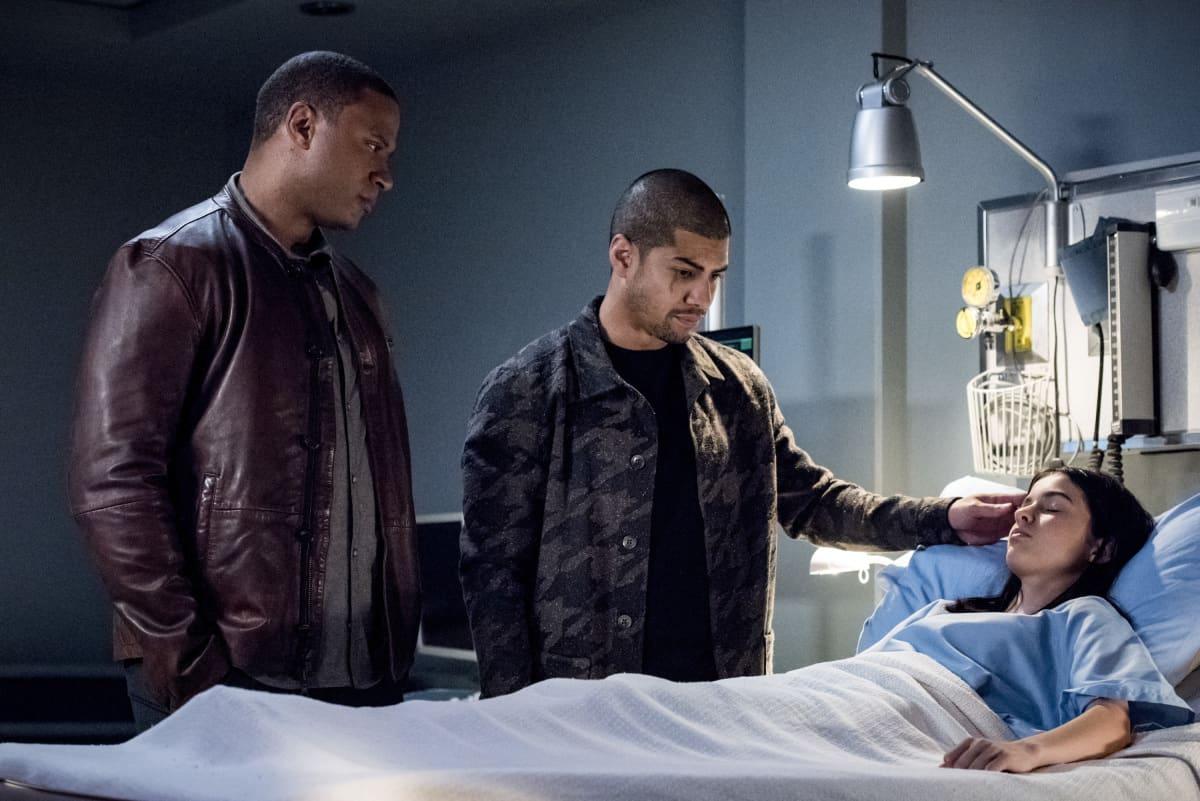Arrow Season 7 Episode 4