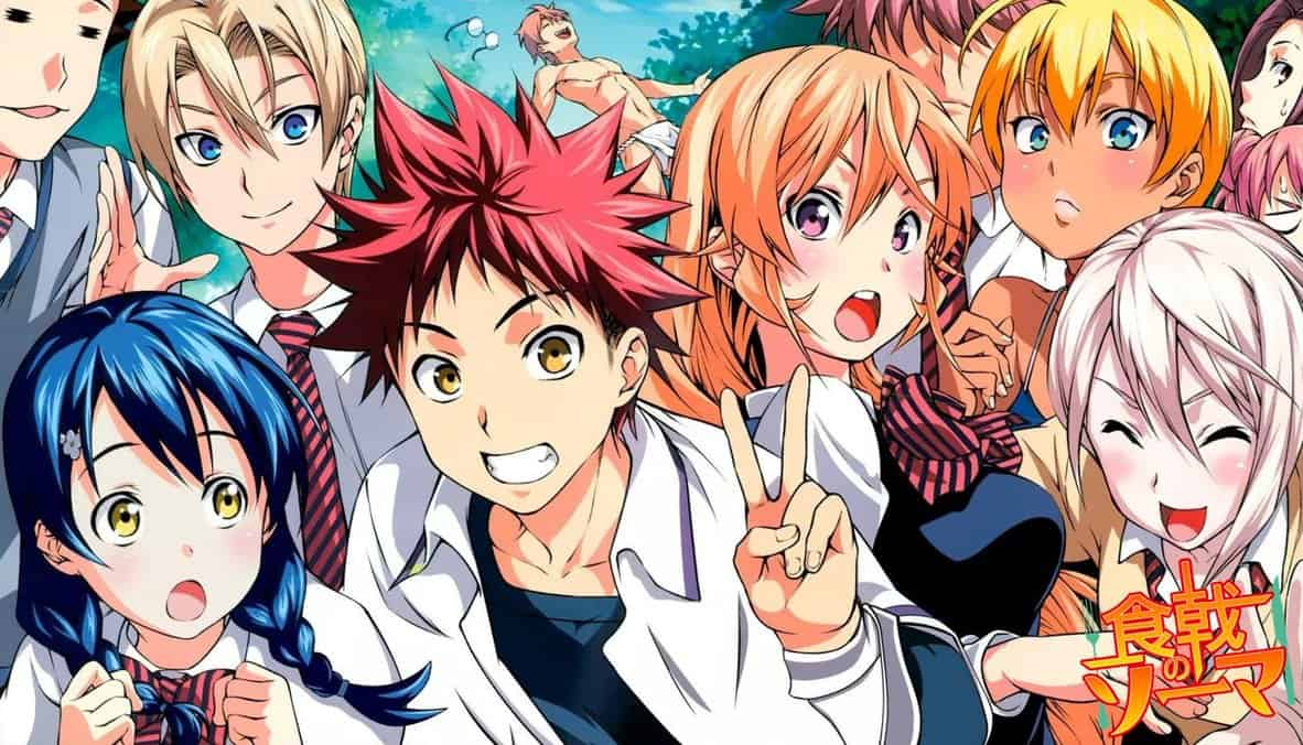 Serien Stream Shokugeki No Soma