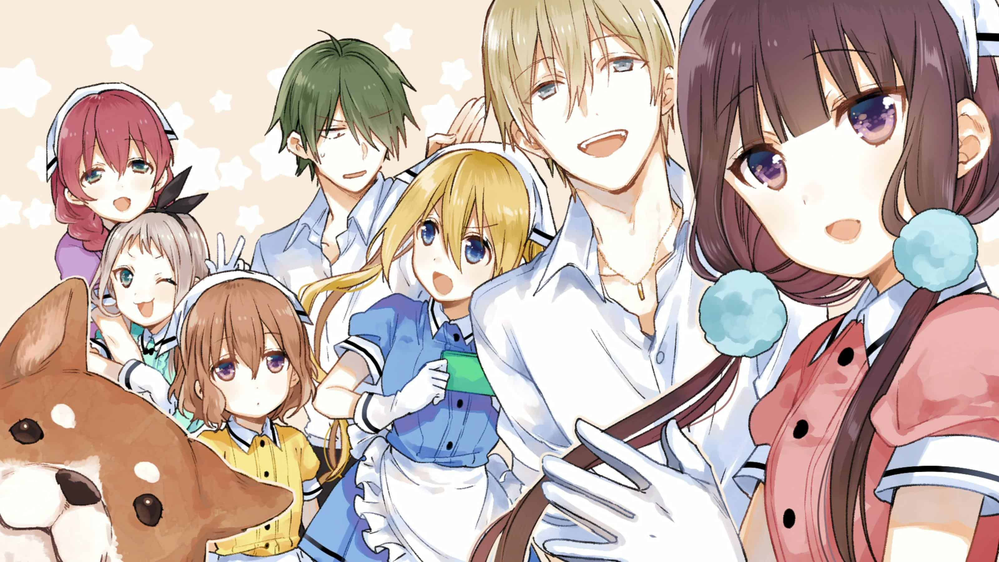 Blend S Season 2: Release Date, Cast and Expetations from S2!