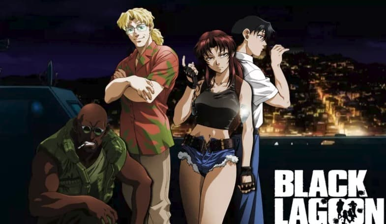10 Things You Don't Know About Black Lagoon