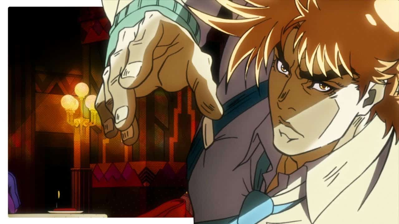 10 Things You Didn T Know About Joseph Joestar