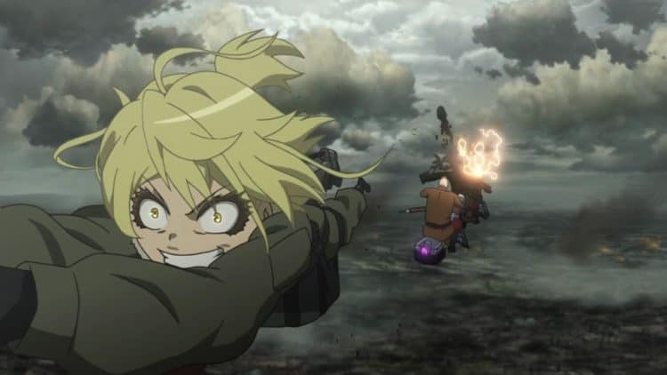 10 Things You Didn't Know about Youjo Senki