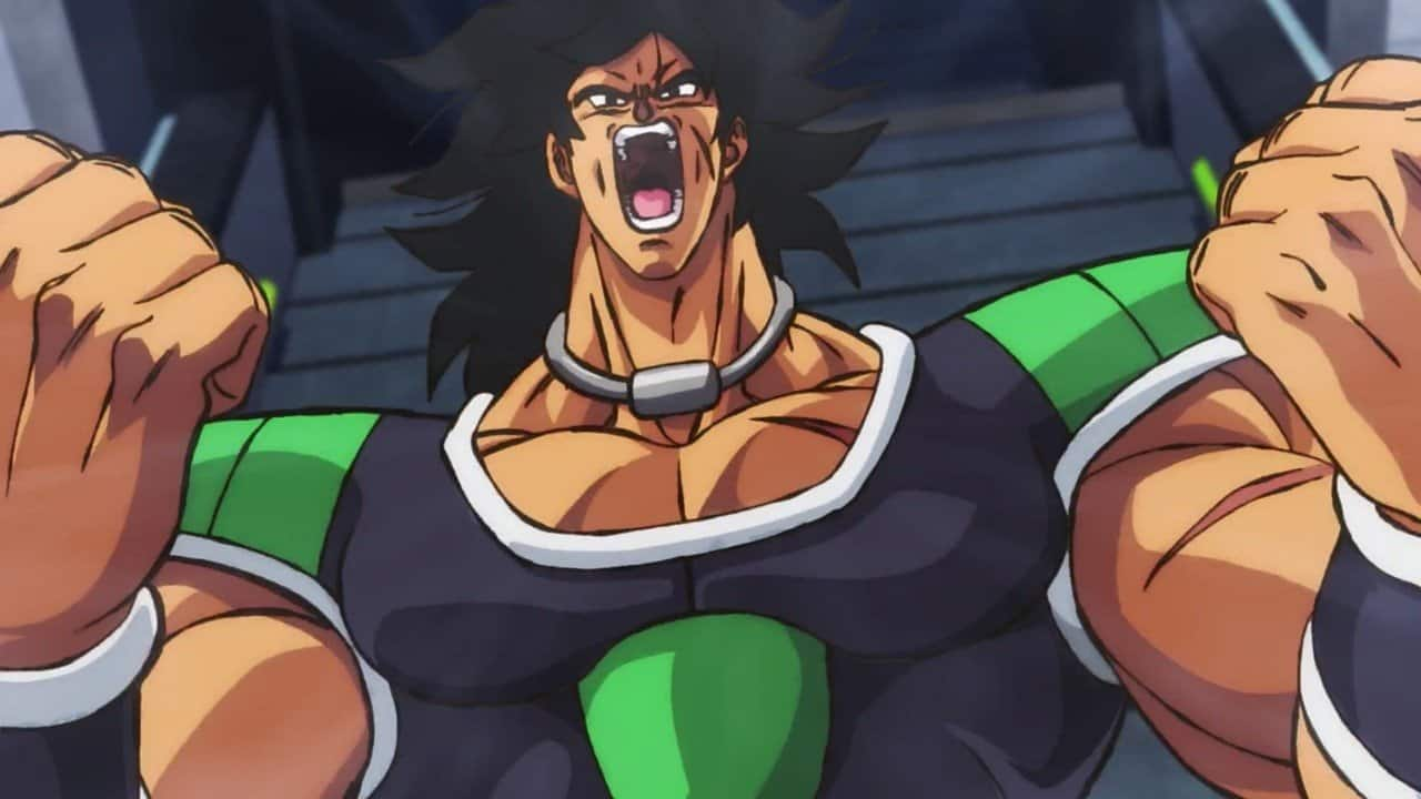 10 Things You Didn T Know About Broly From Dragon Ball
