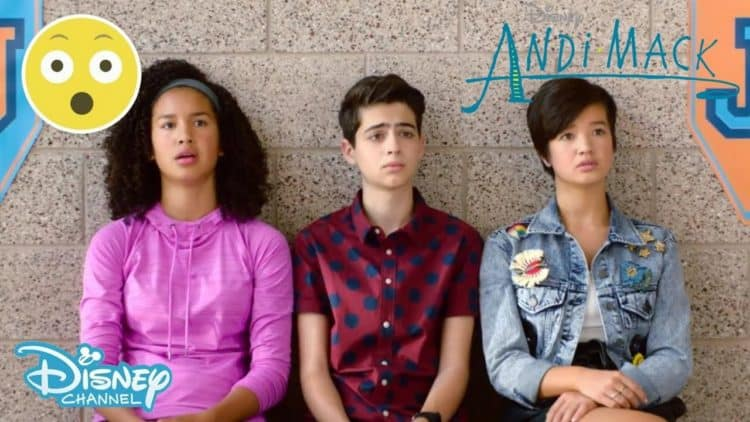 andi mack season 1 episode 2 full episode online