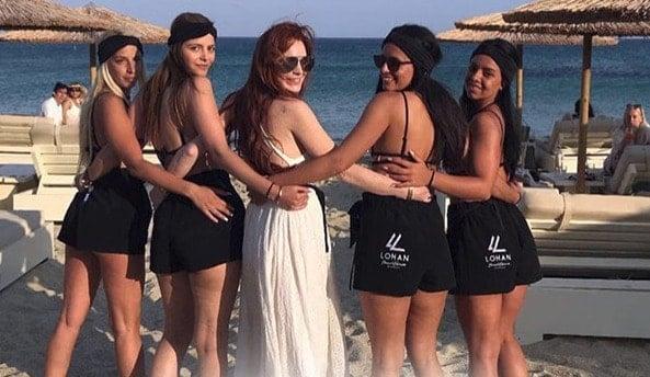 Lohan's Beach Club
