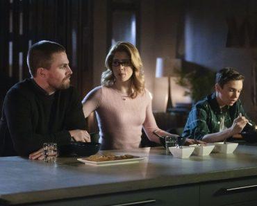 Arrow Season 7 Episode 13