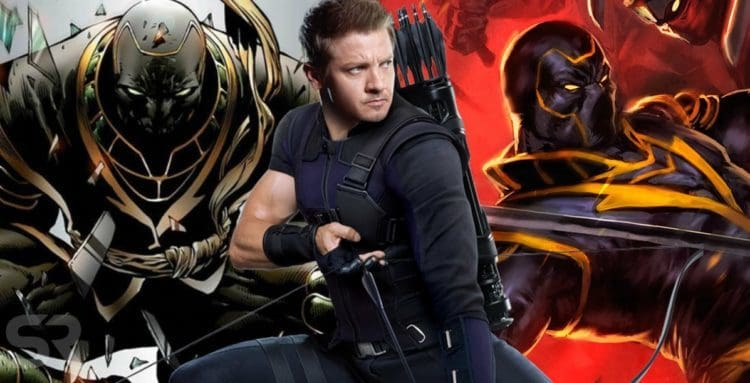 Recently It Was Revealed That Clint Barton Will Be Showing Up In Avengers Endgame As Ronin Rather Than Hawkeye This Can Be Seen In His New Costume