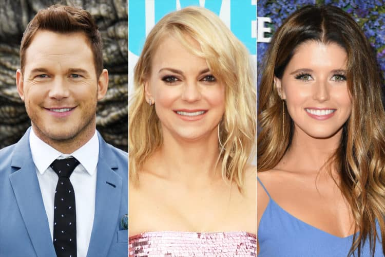 Why We Don't Really Believe Anna Faris and Chris Pratt's ...