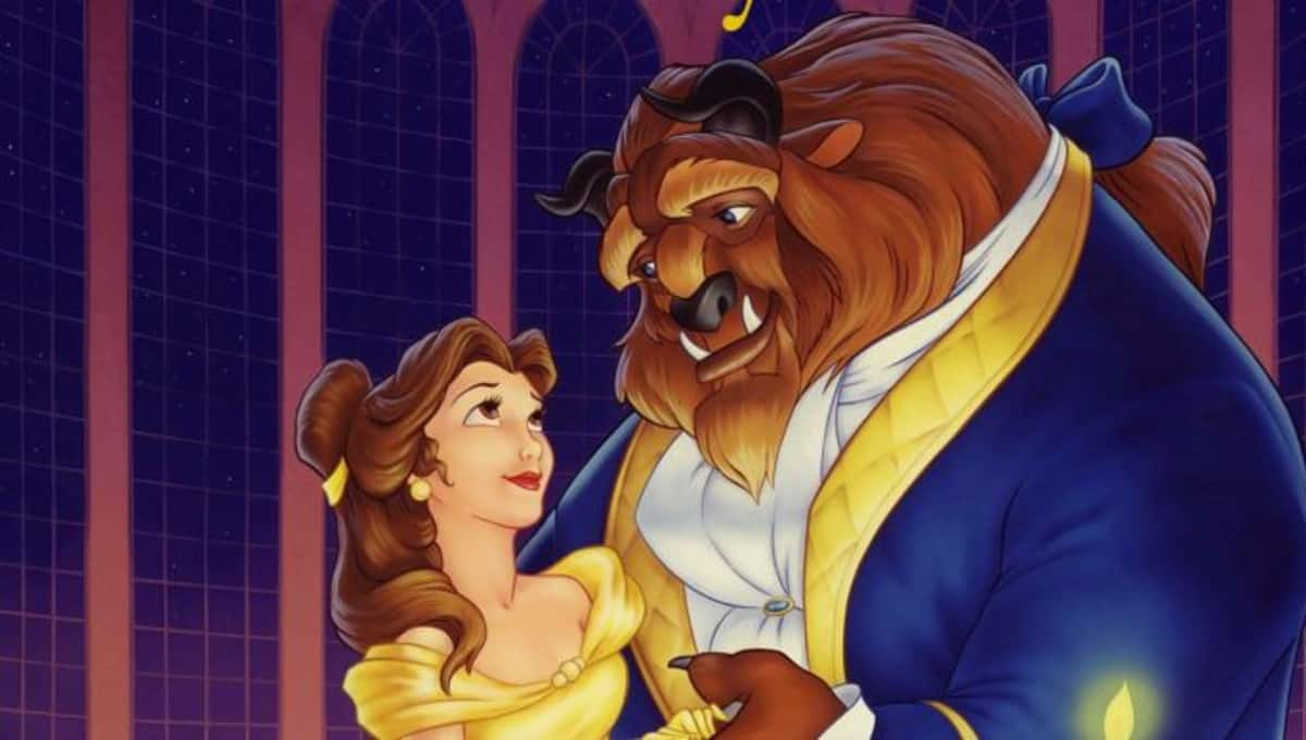 Beauty and the Beast - Disney Image (5842592) - Fanpop