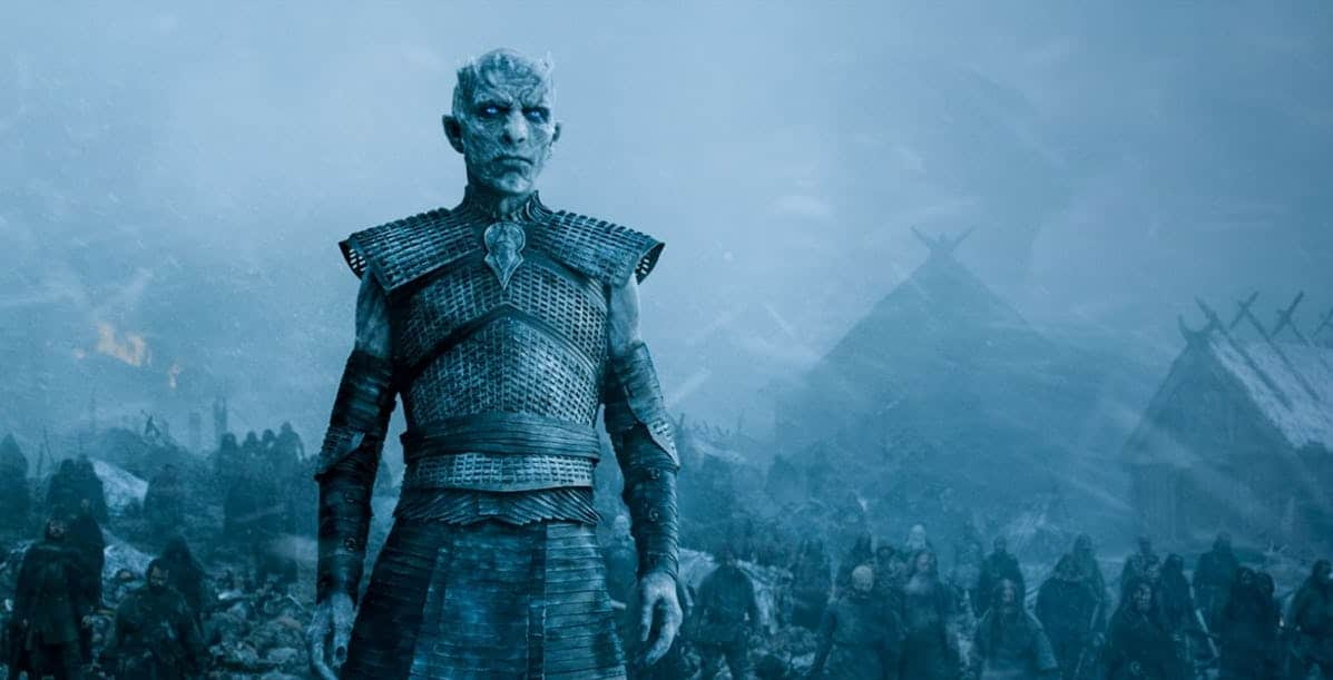 what target is night king trying to kill in game of thrones season 8. Black Bedroom Furniture Sets. Home Design Ideas