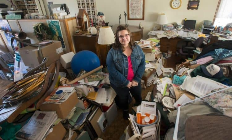 """How Do You Get Someone on the Show """"Hoarders?"""""""