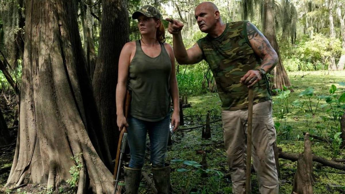Ashley Adams Wikipedia 10 things you didn't know about swamp people's ashley jones