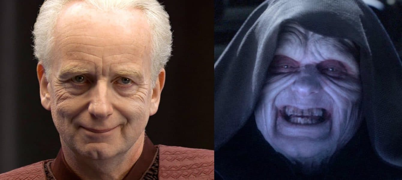 10 Things You Didn't Know about Ian McDiarmid