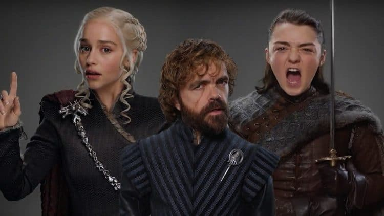 'Game of Thrones' cast bid farewell to series at premiere