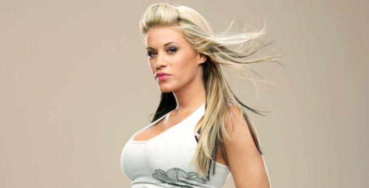 Ashley Massaro in WWE