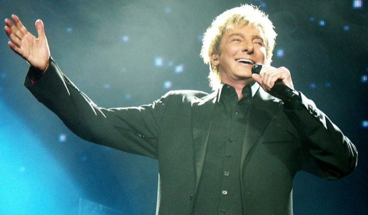 Barry Manilow concert