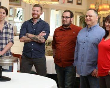 Bite Club Food Network