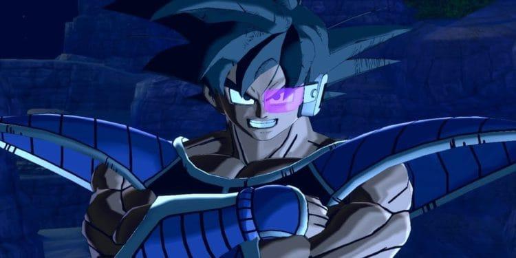 Dragon Ball Xenoverse Turles Smile
