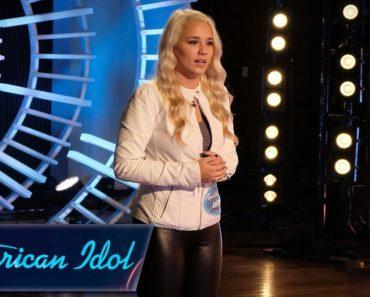 Gabby Barret American Idol