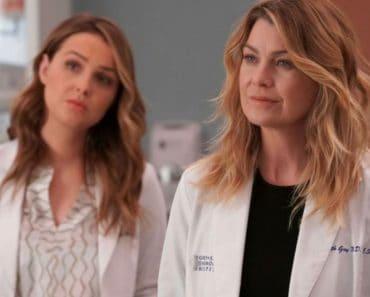 Grey's Anatomy Meredith