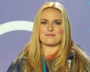 Lindsey Vonn Olympics