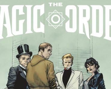 Mark Millar The Magic Order Comic
