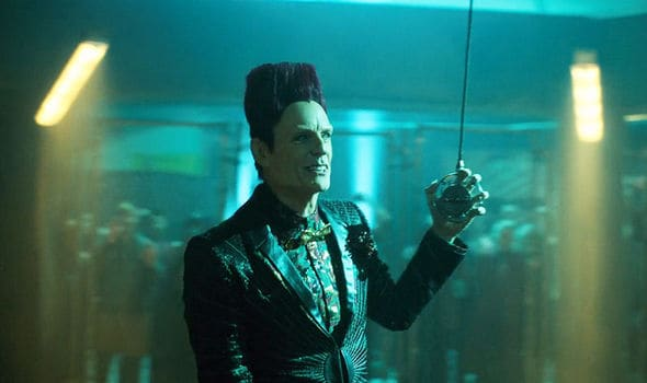 Matt Frewer as Carnage in Altered Carbon
