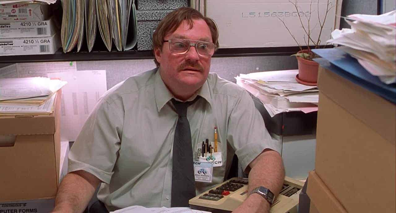 Image result for stephen root office space