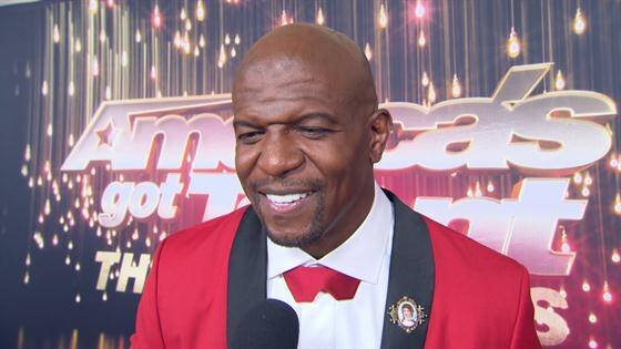 quality design b9d8c 96f06 Why Terry Crews is the Perfect America's Got Talent Host