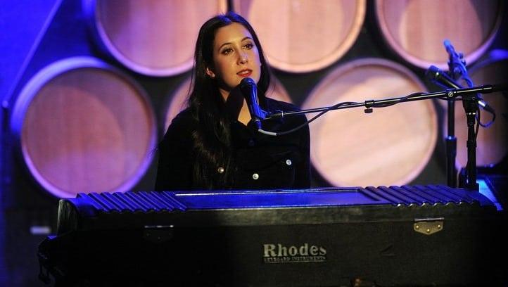 Vanessa Carlton Broadway