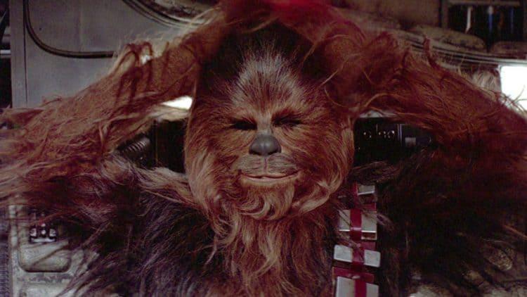 RIP Peter Mayhew AKA Chewbacca
