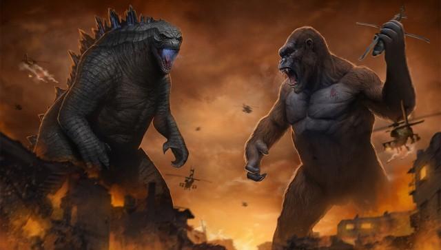 Kong vs. Godzilla