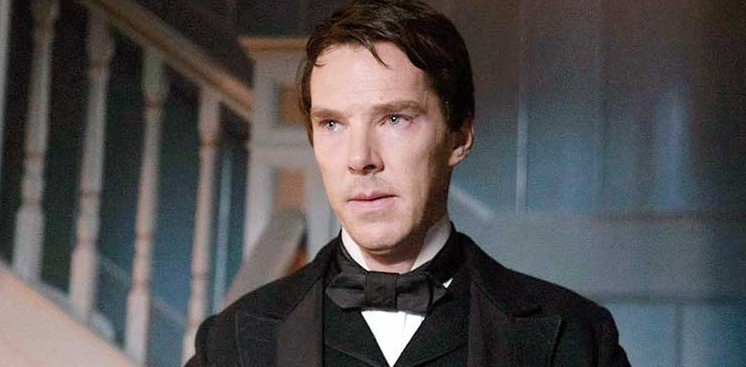 Cumberbatch as Edison