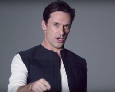 Jon Hamm Star Wars SNL