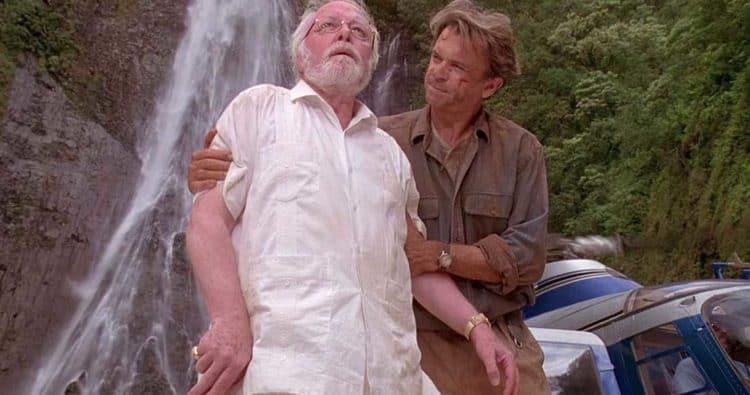 John Hammond Jurassic Park