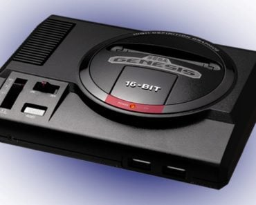 Sega Genesis Mini