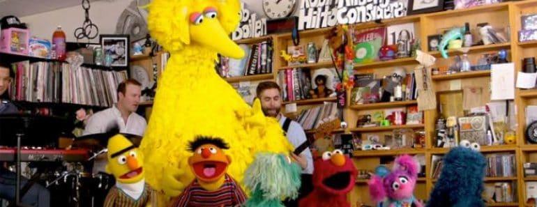 Sesame Street NPR