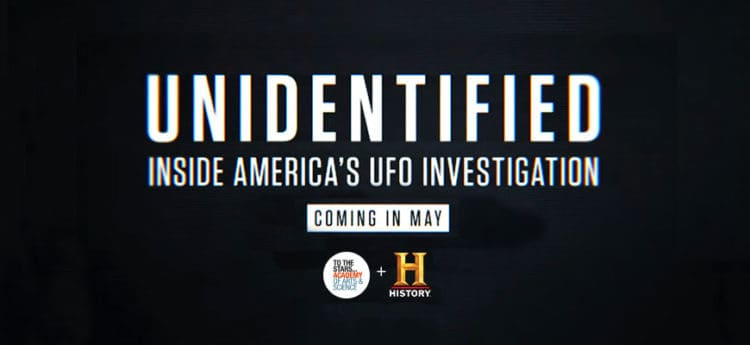 10 Things You Didn't Know about Unidentified: Inside America's UFO