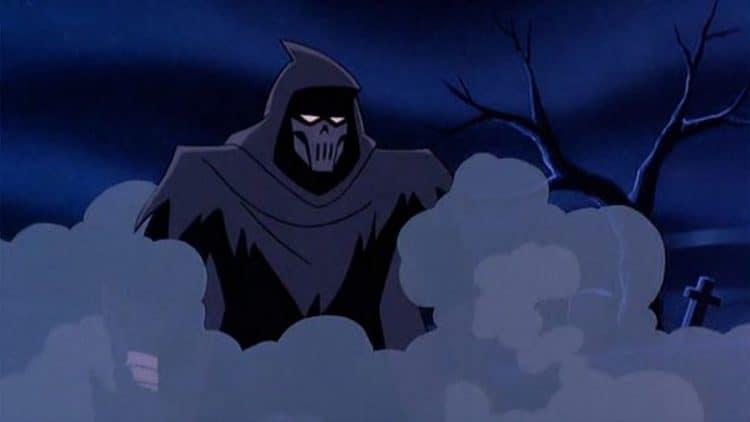 batman mask of phantasm