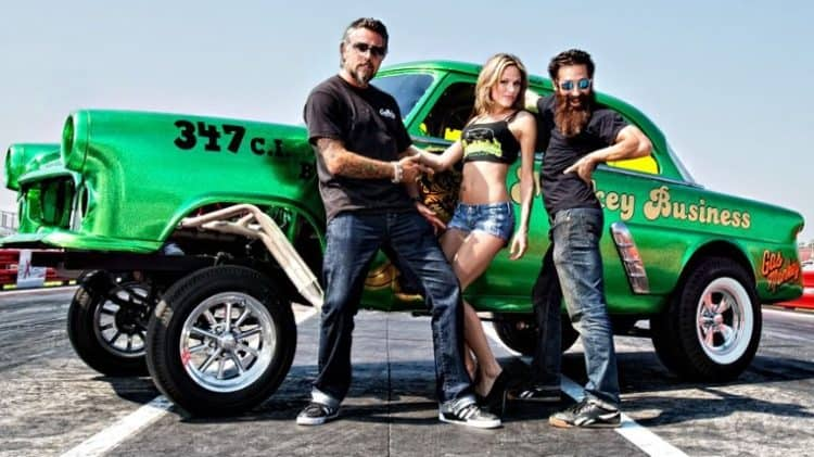 Why the Show 'Fast N' Loud' Can Last Forever