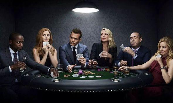 Meet The Cast of Suits Season 9