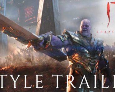 Endgame IT Trailer