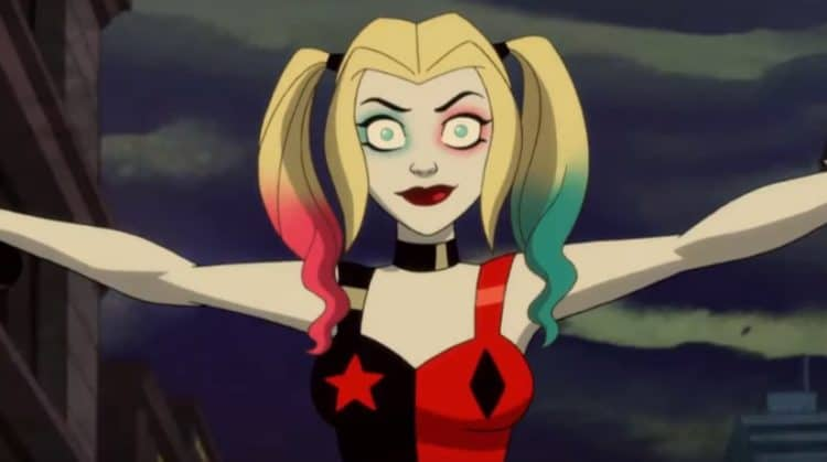 Harley Quinn Animated