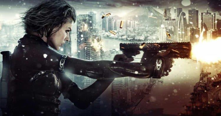 Resident Evil Reboot