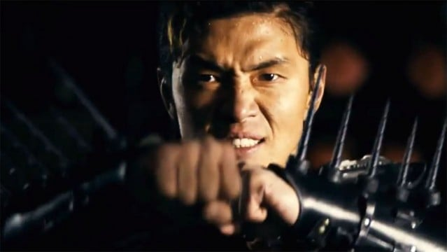 karl yune arrow