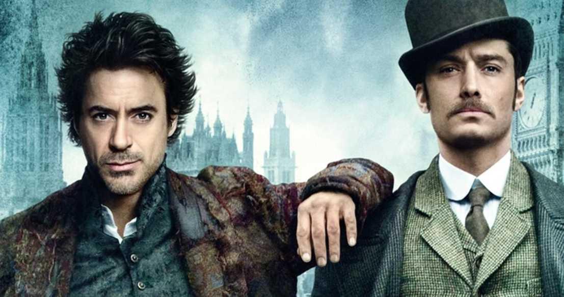 Sherlock Holmes 3 Stream