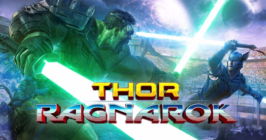 Check Out Thor and Hulk Duke it Out with Lightsabers in ...