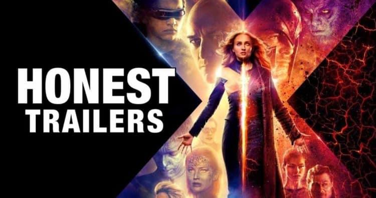Dark Phoenix Trailer