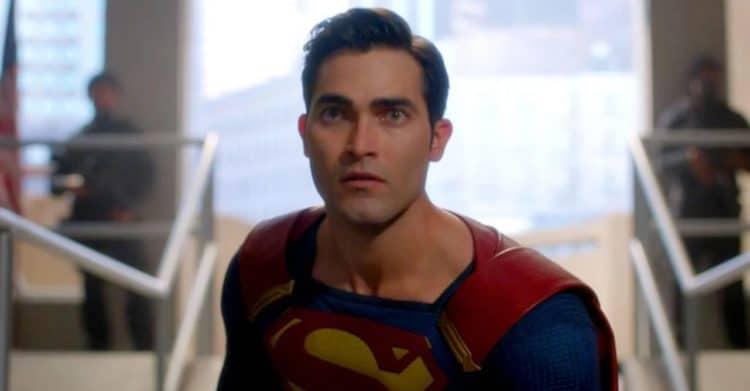 Hoechlin Superman