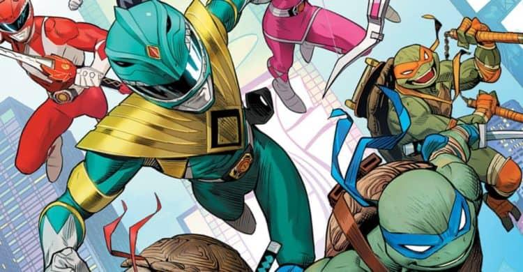 Power Rangers and Ninja Turtles